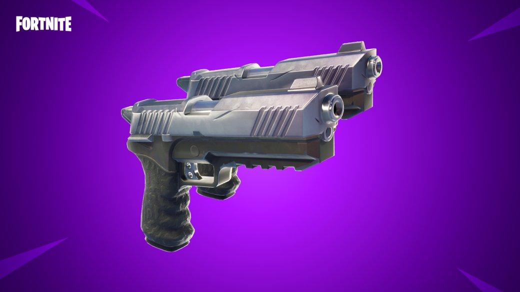 В Fortnite добавили 2 новых режима, парные пистолеты и лам. Подробности обновления 4.5   Канобу - Изображение 11699